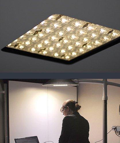 Technologie leds pour l éclairage